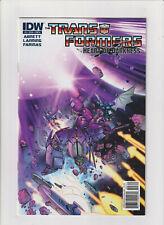 Transformers Heart Of Darkness #3 VF+ 8.5 IDW Fumetti 2011 Decepticons, Megatron
