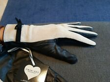 Guanti Donna Twin-set Pelle Taglia M leather gloves woman ULTIMI RIMASTI