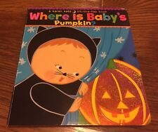 Where Is Baby's Pumpkin? by Karen Katz (English) Board Books Book