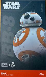 SPHERO BB-8 (Star Wars Original Disney) APP-ENABLED DROID (Orange-White)