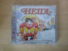 Karussell Hörspiel CD HEIDI Folge 4