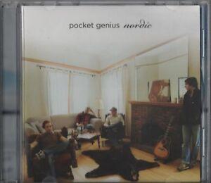 Pocket Genius - Nordic (CD 2011) Minneapolis Powerpop Samiam Doughboys Posies