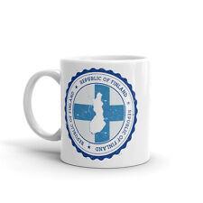 Republic of Finland High Quality 10oz Coffee Tea Mug #7957