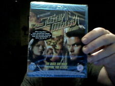 STARSHIP TROOPERS  3 BLU RAY  IDEAL CHRISTMAS VIEWING    FREE UK POST