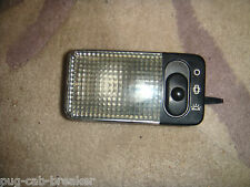 PEUGEOT 306 CABRIOLET PHASE ONE INTERIOR LIGHT LAMP