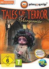 TALES OF TERROR * MORGENRÖTE *  WIMMELBILD-SPIEL   PC CD-ROM