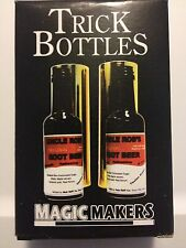 Mini Magic Trick Bottles - Do As I Do Gone So Wrong! - Great Platform effect