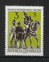 AUSTRIA 1963  MNH  SC.704 Coference Postal,Paris