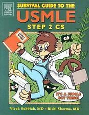 Survival Guide to the USMLE Step 2-CS by Subbiah, Vivek
