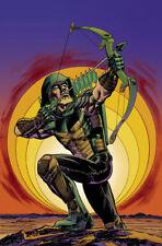 Green Arrow #40 (Grell Variant)