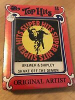 BREWER & SHIPLEY Shake Off The Demons Super Top Hits NEW 8 Track Cartridge Tape