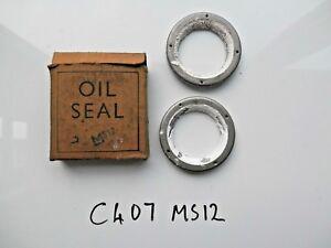 MGY 1947-51 MORRIS 10M 1947-48 pair of  Front Hub Inner Oil Seals