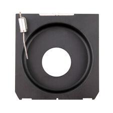 15mm Recessed Lens Board Copal #0 Linhof Technika Chamonix Wista Shen Hao Toko