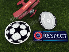 2012-2013 Champions League Soccer Patch Badge Set 9 Winner Trophy Real  Madrid 5b54665ac