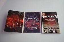 METALLICA  =ORGULO, PASION, Y GLORIA = DVD