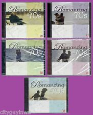 TIME LIFE Romancing the 70s LOVIN YOU-REUNITED-MY LOVE-PRECIOUS & FEW 8 CD 70s