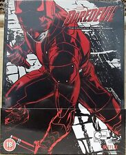 Daredevil Season 2 Blu-Ray Steelbook Region Free New Sealed Netflix Marvel.