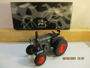 CURSOR - Ref.8011 - 1/32 - TRACTEUR AGRICOLE - LANZ BULLDOG HR8 1938 - 1955