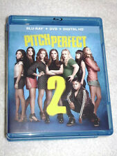 Movie Blu Ray PITCH PERFECT 2 CLAY MATHERS GREENBAY PACKERS MUSIC SINGING