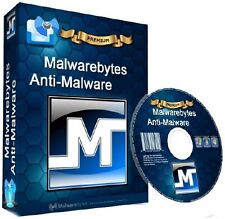 Malwarebytes Anti-Malware (1 PC CHIAVE digitale) (versione a vita 3.1.2) No cd