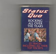 (IF767) Status Quo, Rocking All Over The Years - 1990 Cassette