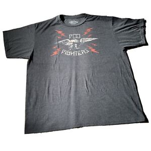 Foo Fighters Six Fifty One 2009 Band Graphic Tee