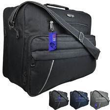 Holdall Hand Luggage Cabin Bag Hook On Flight Overnight Case Mens Travel