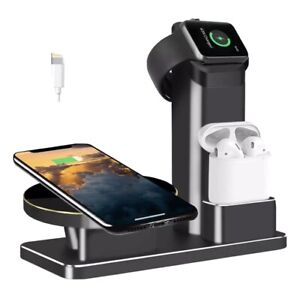 Wireless Charging Stand 3 In 1 ST03