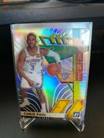 2019-20 Optic Basketball Silver Prizm Holo Lot (8 Cards) Ant Davis, Chris Paul