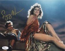 Sigourney Weaver Ghostbusters Autographed Signed 8x10 Photo JSA COA #4