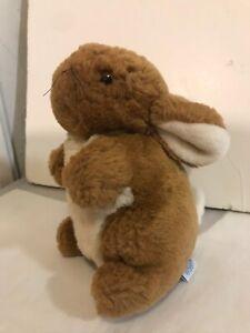 Vintage 1989 EDEN Peter Rabbit PLUSH BUNNY RABBIT Beatrix