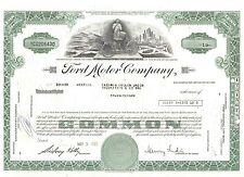 Ford Motor Company  1972
