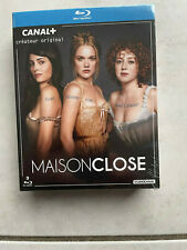 Intégrale BLU-RAY Maison Close Neuf sous Blister