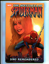 SPECTACULAR SPIDER-MAN VOL 5: SINS REMEMBERED! TPB (8.0) 1st PRINT