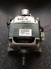 Hotpoint BWD12 integrated washer dryer motor