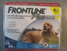 Frontline Plus  Flea and Tick Control  for Large Dog