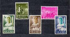 Nigeria Series del año 1963 (DN-843)