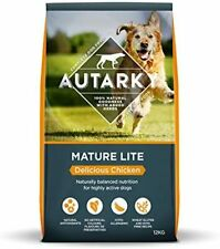 More details for autarky hypoallergenic mature lite delicious chicken dry dog food for senior do