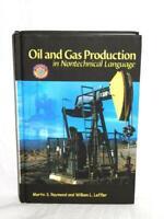 Oil & Gas Production in Nontechnical Language Petroleum Sales Accontants Alaska