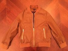 100% authentic child's leather jacket Paul Smith junior for 10 years