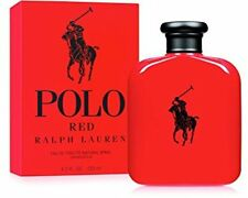 Ralph Lauren POLO RED Eau De Toilette Spray Cologne Men's 4.2oz/125ml *BRAND NEW
