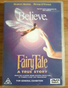 Fairy Tale - A True Story (DVD, 2001)