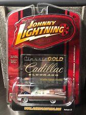 1959 Cadillac Eldorado Convertible 2006 Johnny Lightning Classic Gold (Eb01)