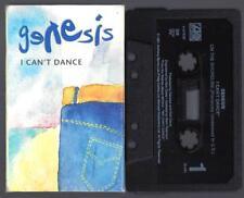 GENESIS / I CAN'T DANCE - Cassette Single (1991)