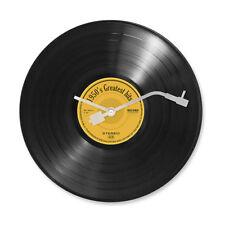 Orologio da parete Greatest Hits d.30 1xAA forma vinile BA-26719