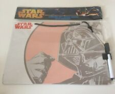 Star Wars Hanging Dry Erase Board With Marker Darth Vader Holiday Party Favors