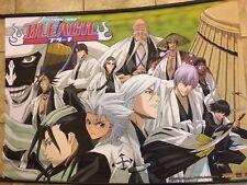 "Shonen Jump Bleach Large 42"" x 32"" Banner Tite Kubo Shueisha Anime"