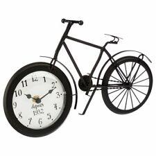 BICI orologio, orologio in metallo stand a forma di bicicletta, vintage