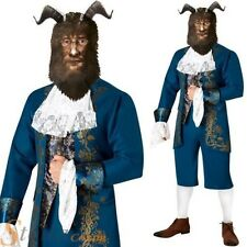 Hombre Beast Disfraz La Bella y la bestia disney carnaval disfraz adulto