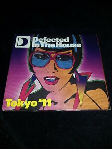 House Music. Defected In House TOKYO'11 2cds